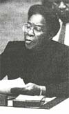 G.K.T. Chiepe, Foreign Minister Botswana 1974-94