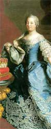 Maria Theresia of Austria