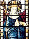 Saint Sexburga of Ely, Queen of Kent